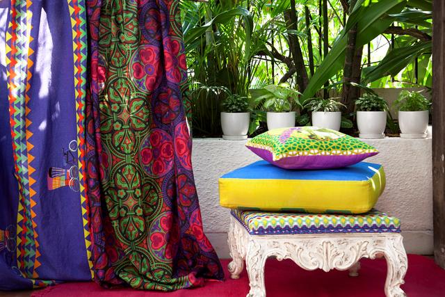 Beautiful Fabrics for DIY..
