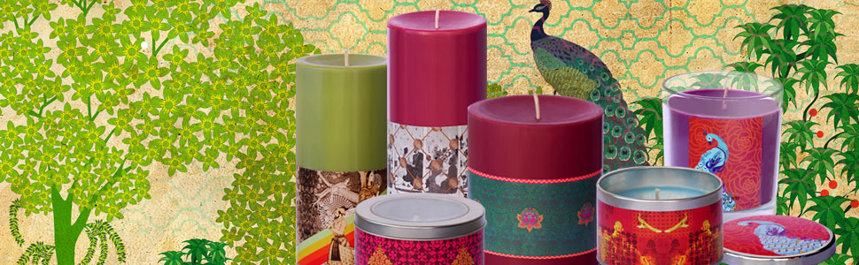 Crazy About Scented Candles & Exotic Fragrances......