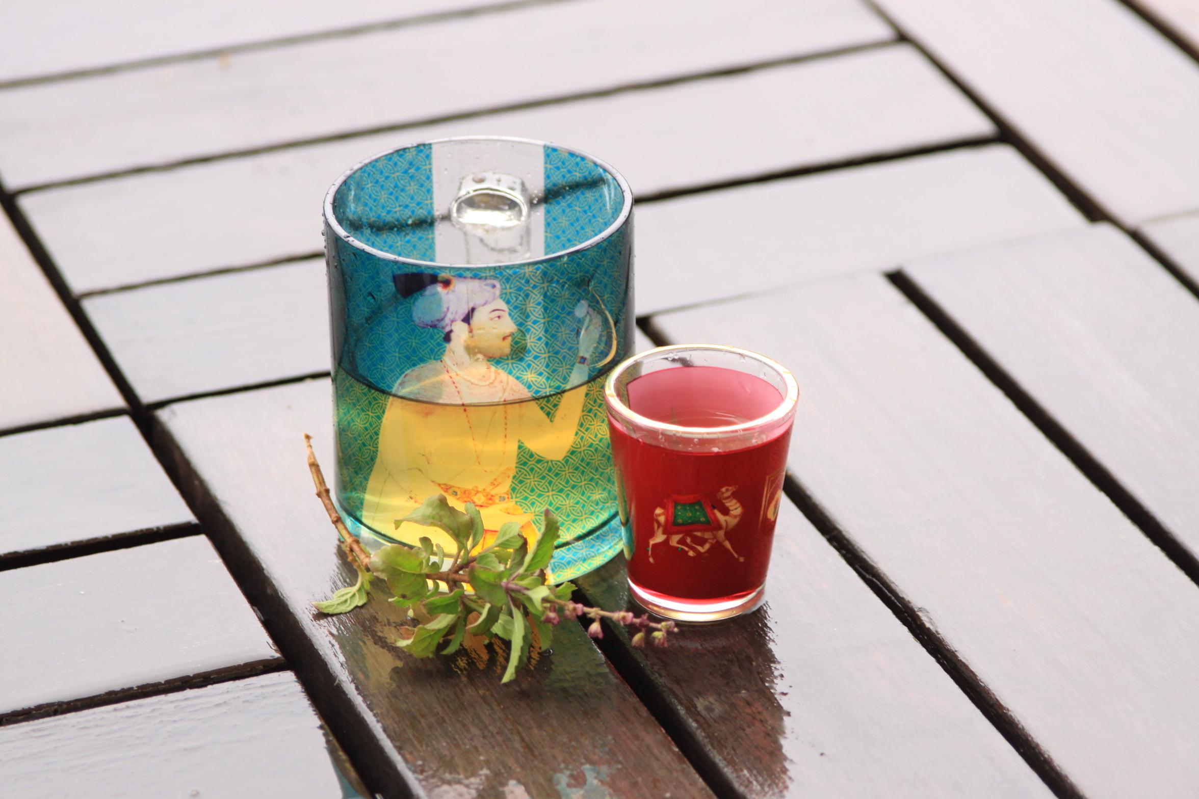 Golden Spice Tea - The Monsoon Tonic