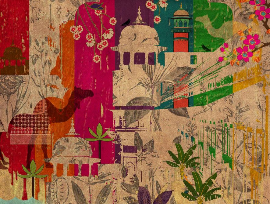 6 Designs Inspired by India – A Walk down the memory lane