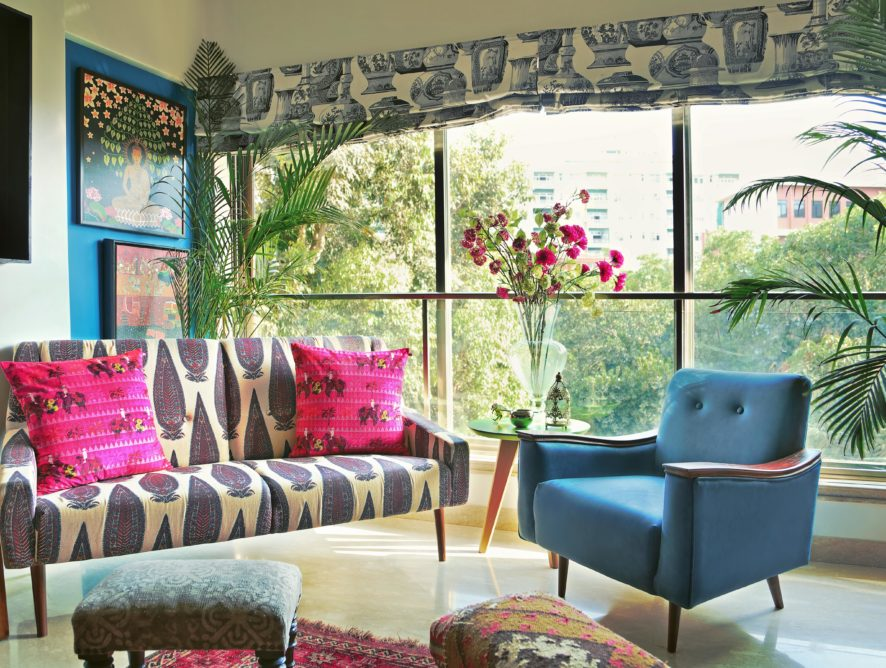 5 Ways To Infuse Patterns Into Your Abode