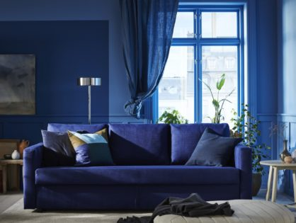 Beat The Monsoon Blues With These Blue Additions To Your Space