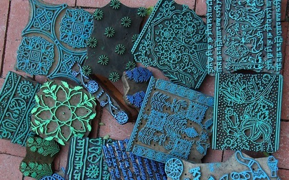 The Beauty of Block Printing