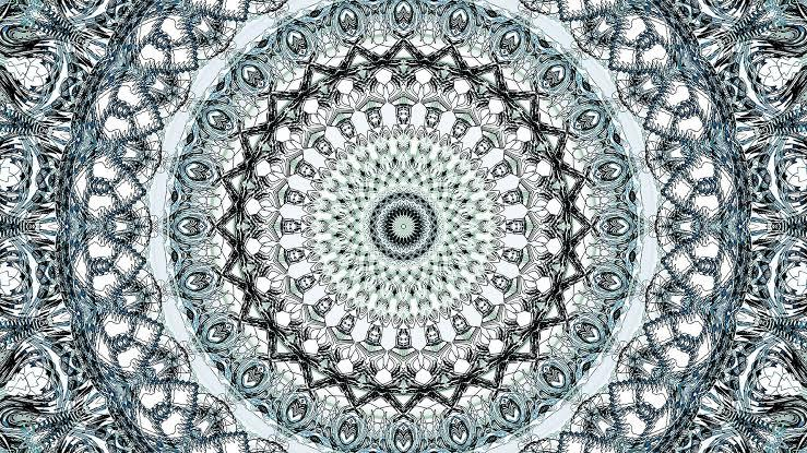 Mandala: Destress With Some Art Therapy