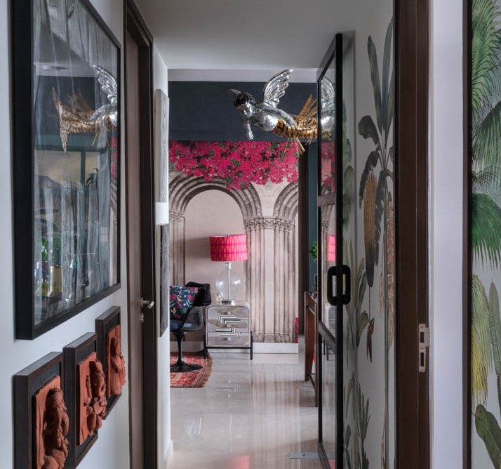 Welcome to Krsnaa Mehta's Abode- A Slice of Heaven