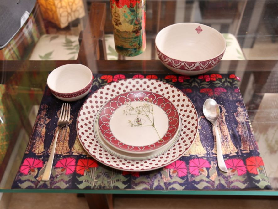 Plate It Up: Tracing The Roots Of Indian Serveware