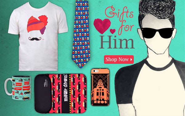 Things to Gift Him this Valentine