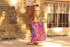 Warli Jhola bags
