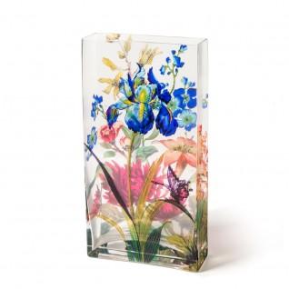 Secret Garden Glass Vase