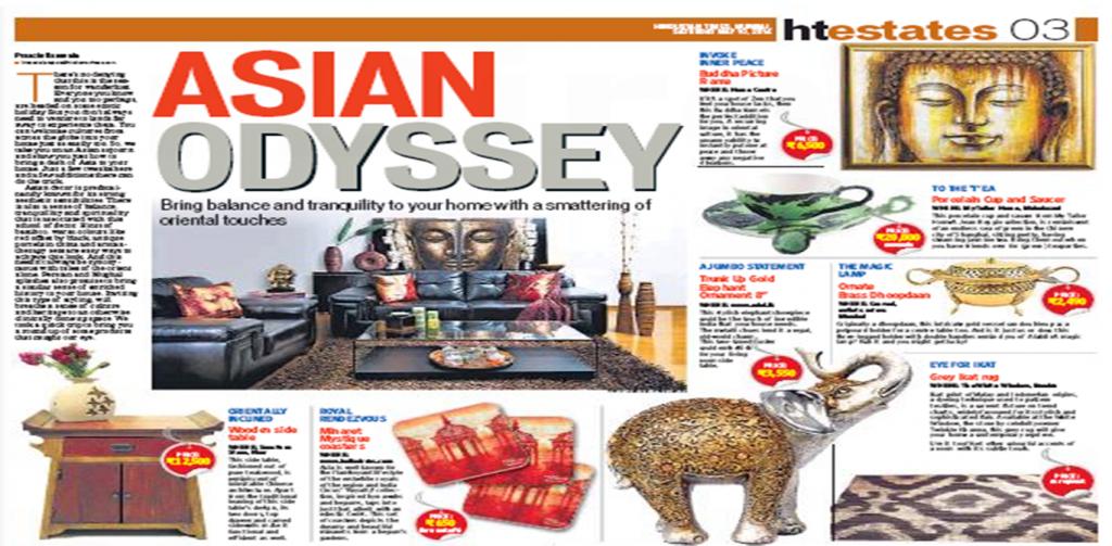IndiaCircus in Asian Odyssey HT Estates