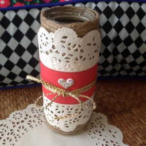 Decorate Date Jar