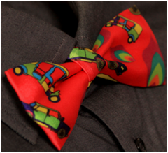 Fancy bow Ties by India Circus