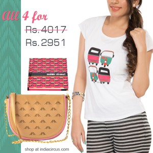 Bulk Orders & Fashion and Accessory Deals at India Circus