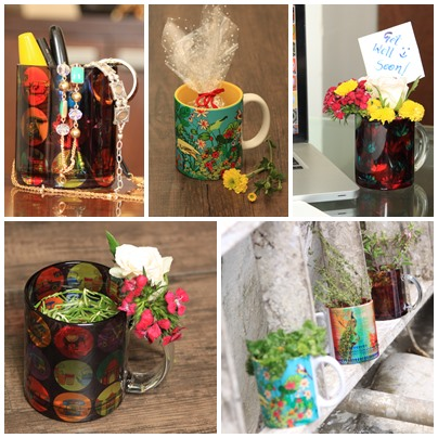 5 Intriguing Ideas to gift a mug!