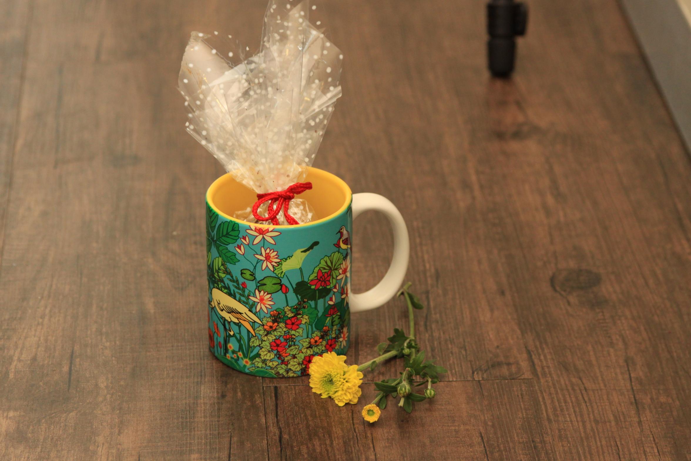 Gift in a Mug