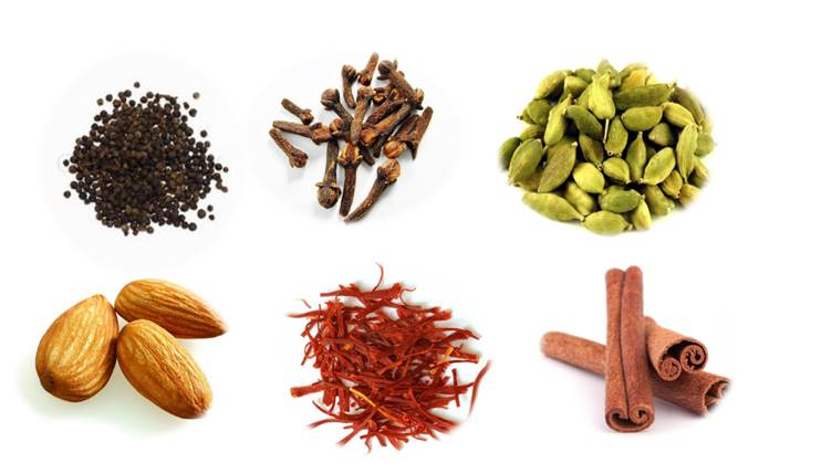 Golden Spice Tea Ingredients