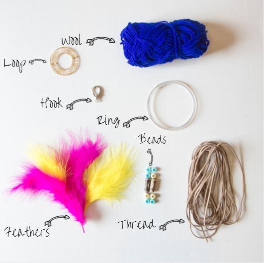 Gypsy Bag Charm 4