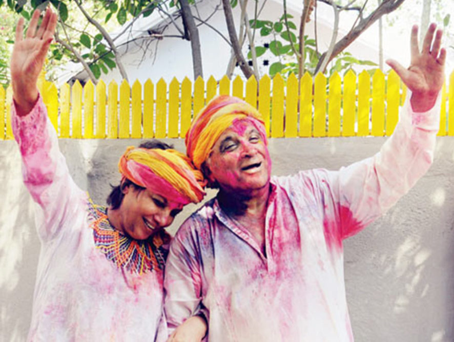 6 Unusual Holi Celebrations Of India!