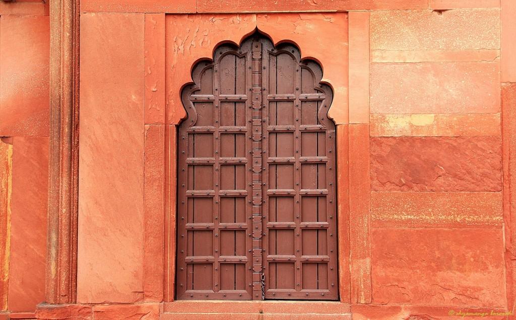 Agra Fort_Door1