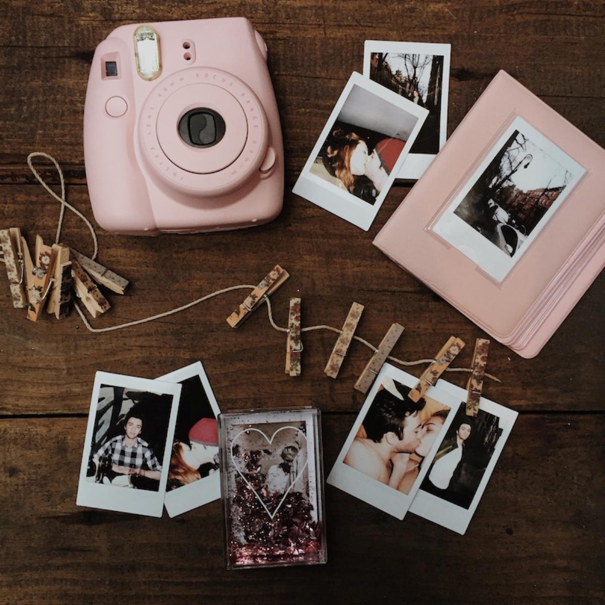 Polaroid photo album urban outfitters