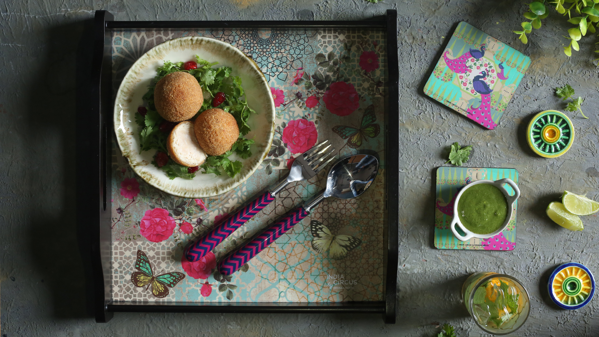 Easter Table Essentials by India Circus